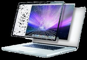 beeldscherm laptop vervangen