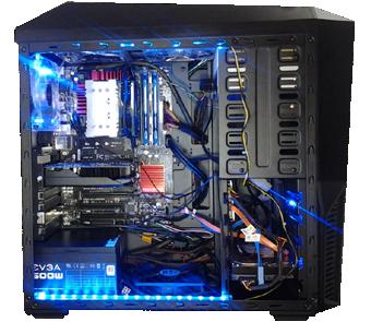 computerkast reparatie