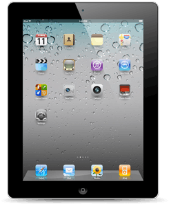Apple ipad 2 repareren
